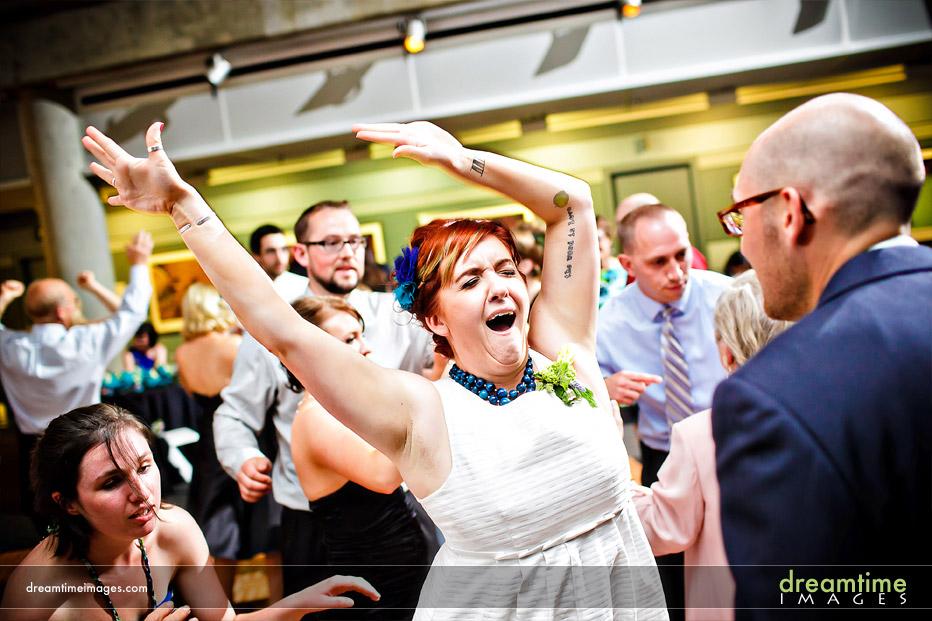 denver museum wedding photographer