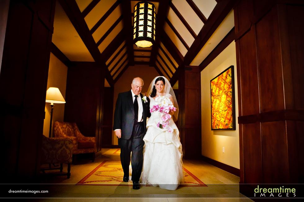 wedding at four seasons vail