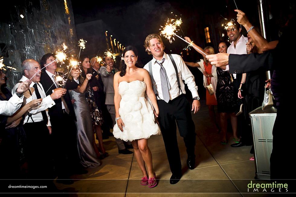 wedding at vail four seasons