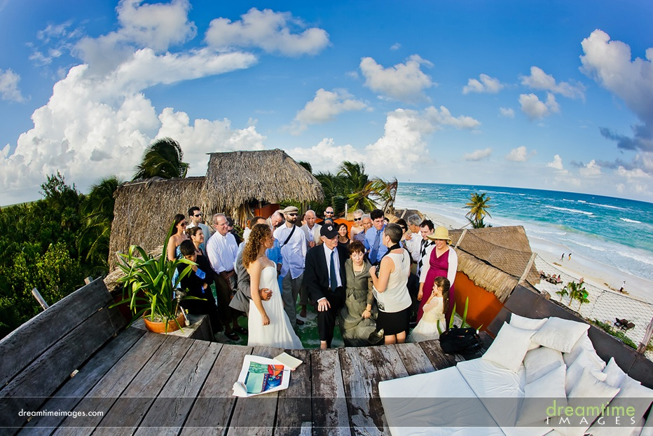 Jewish Wedding Tulum Mexico