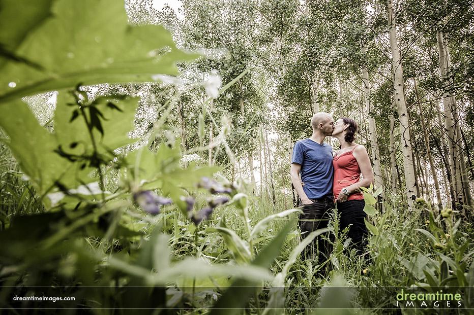 Colorado Engagement | Estes Park | Andrew + Liz