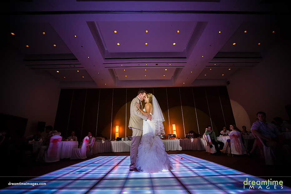 glowing wedding dance floor dreams