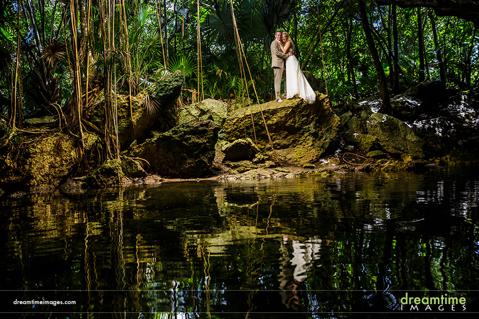 mexico trash the dress