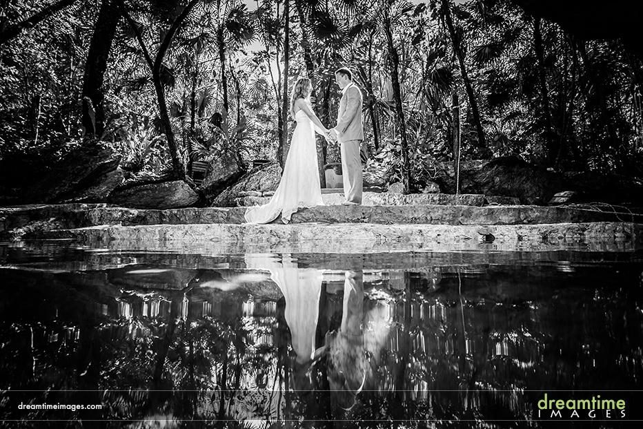 cenote portrait
