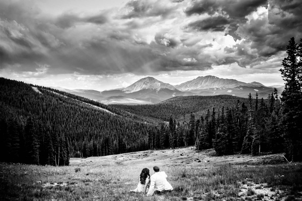 Wedding in Keystone, CO