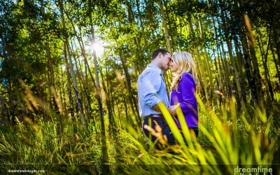 An Autumn Engagement | Estes Park, CO | Kedzie + Ed