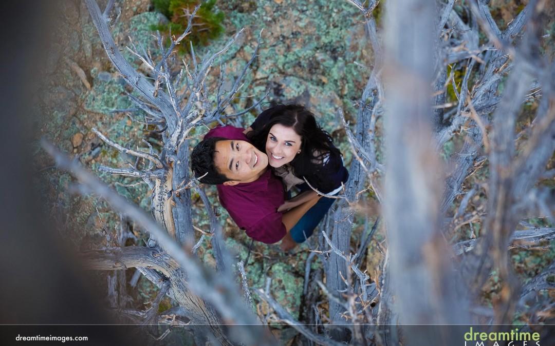 Starry Night Engagement | Estes Park, CO | Amanda + Ivan