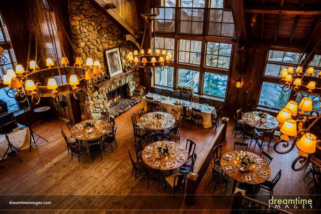 Saddleridge Dining room in Beaver Creek