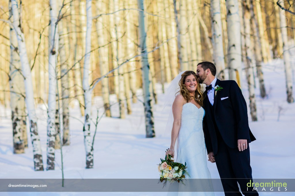 Winter wedding at Saddleridge