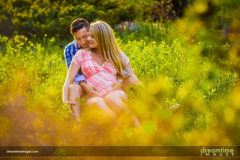 Estes Park maternity pictures
