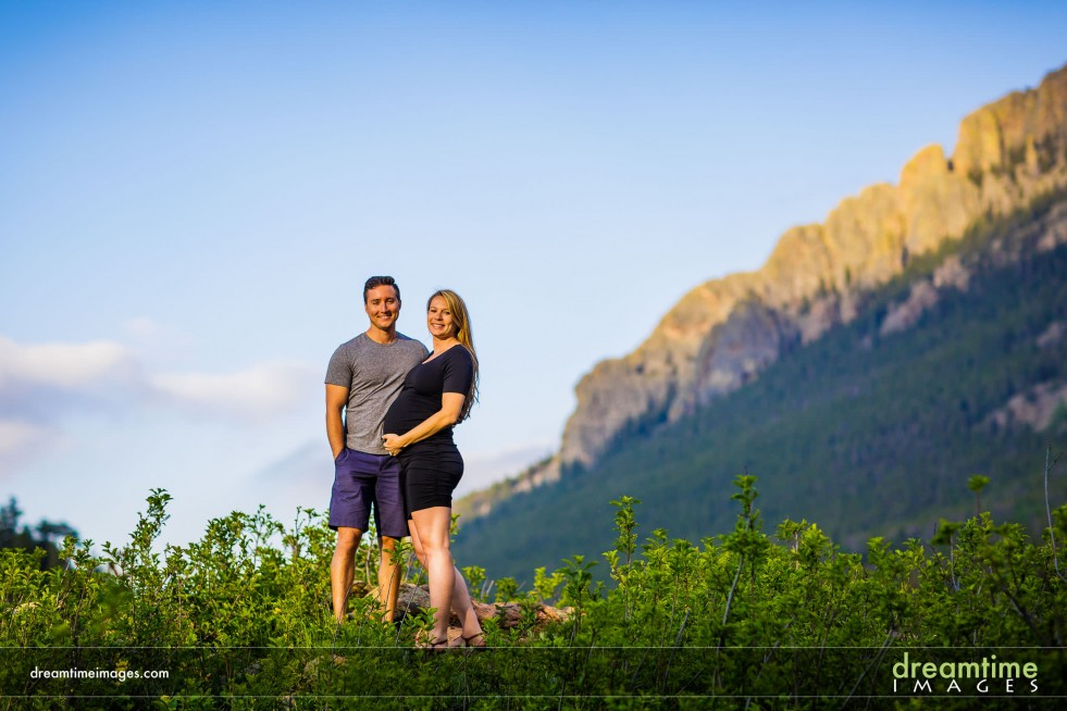 Pregnancy photos in Colorado