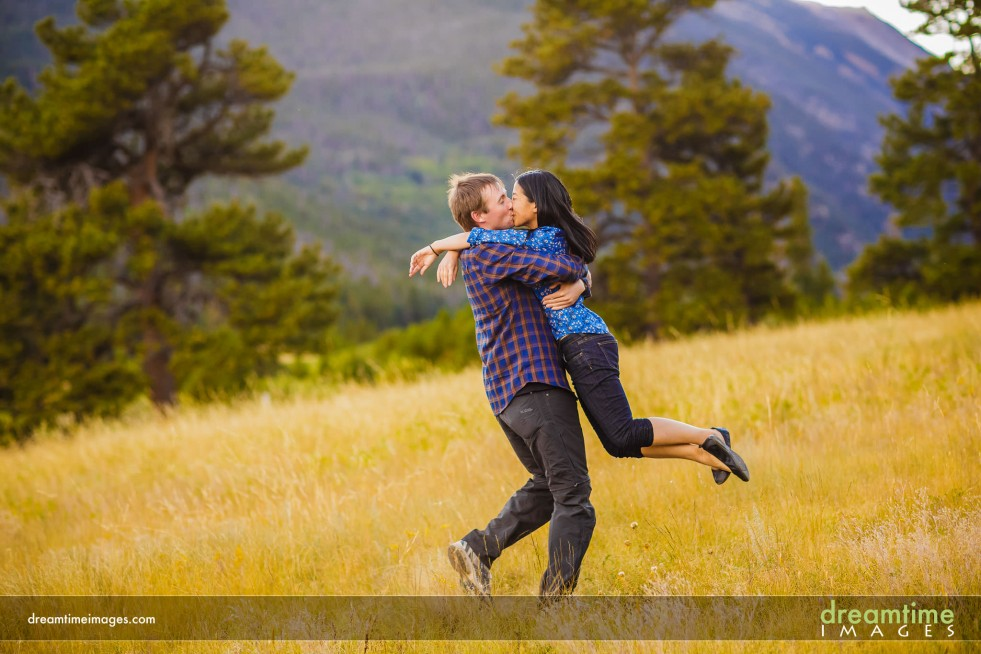 Engagement, fall, Rocky Mountain National Park