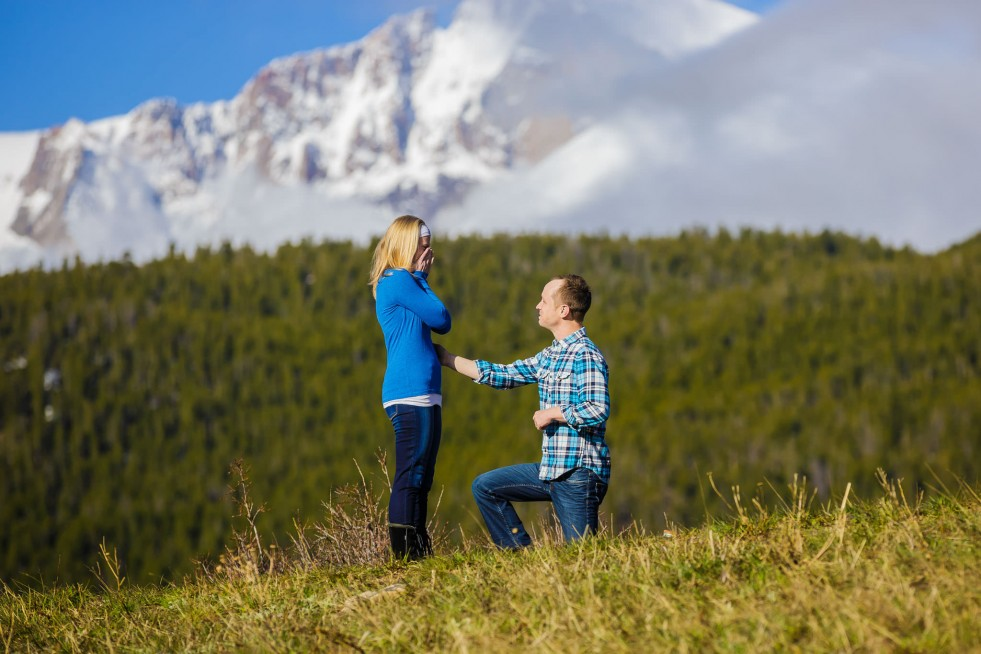 RMNP proposal photography