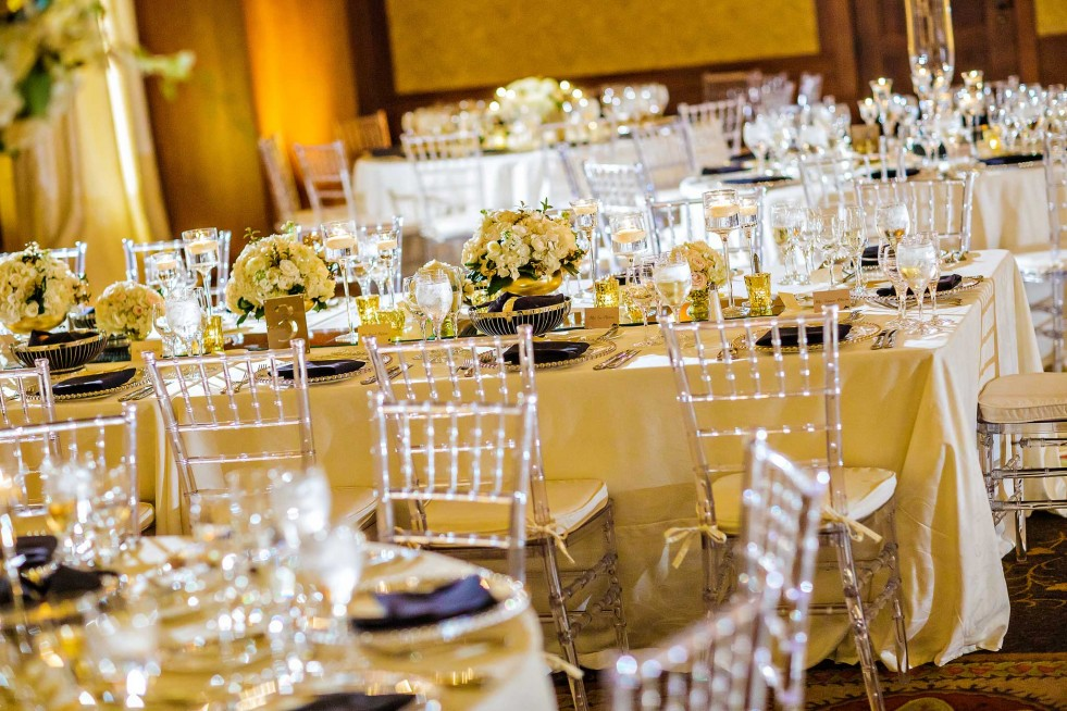 Four Seasons Vail Wedding Ballroom