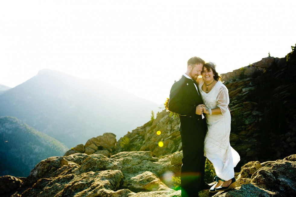 Elopement near RMNP