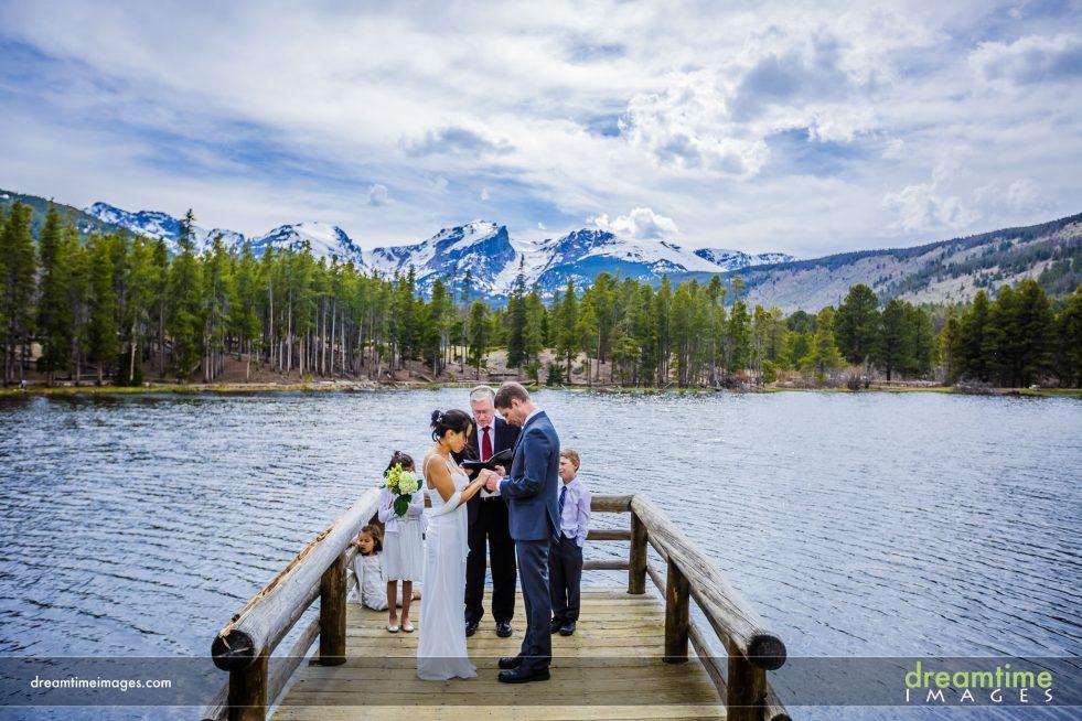 elopement at sprague lake