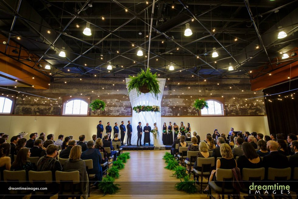 Wedding at Studio Loft in Denver