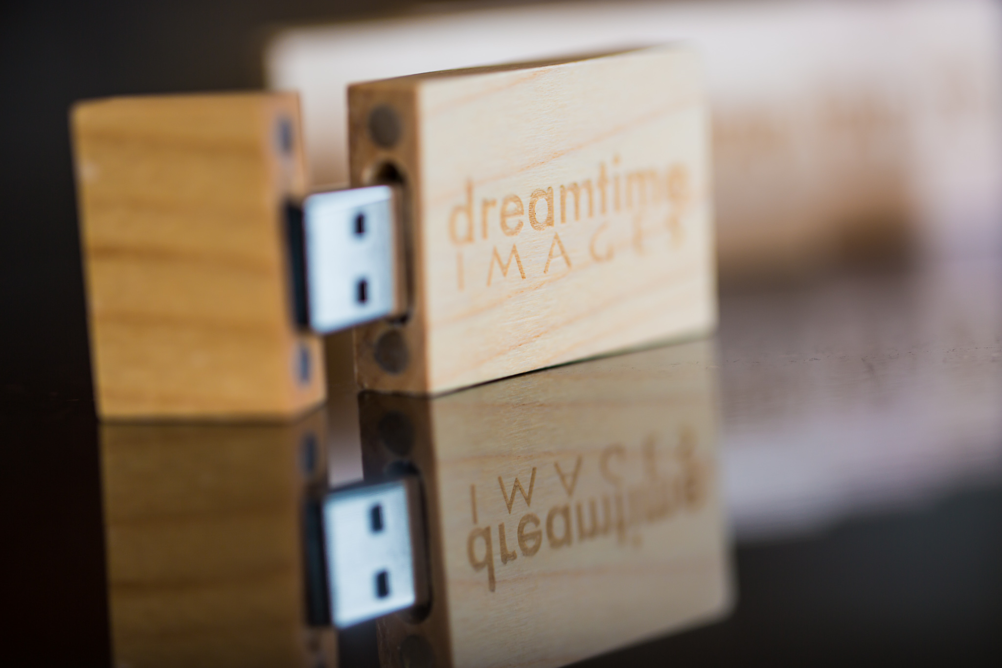 USB memory drive for photographers