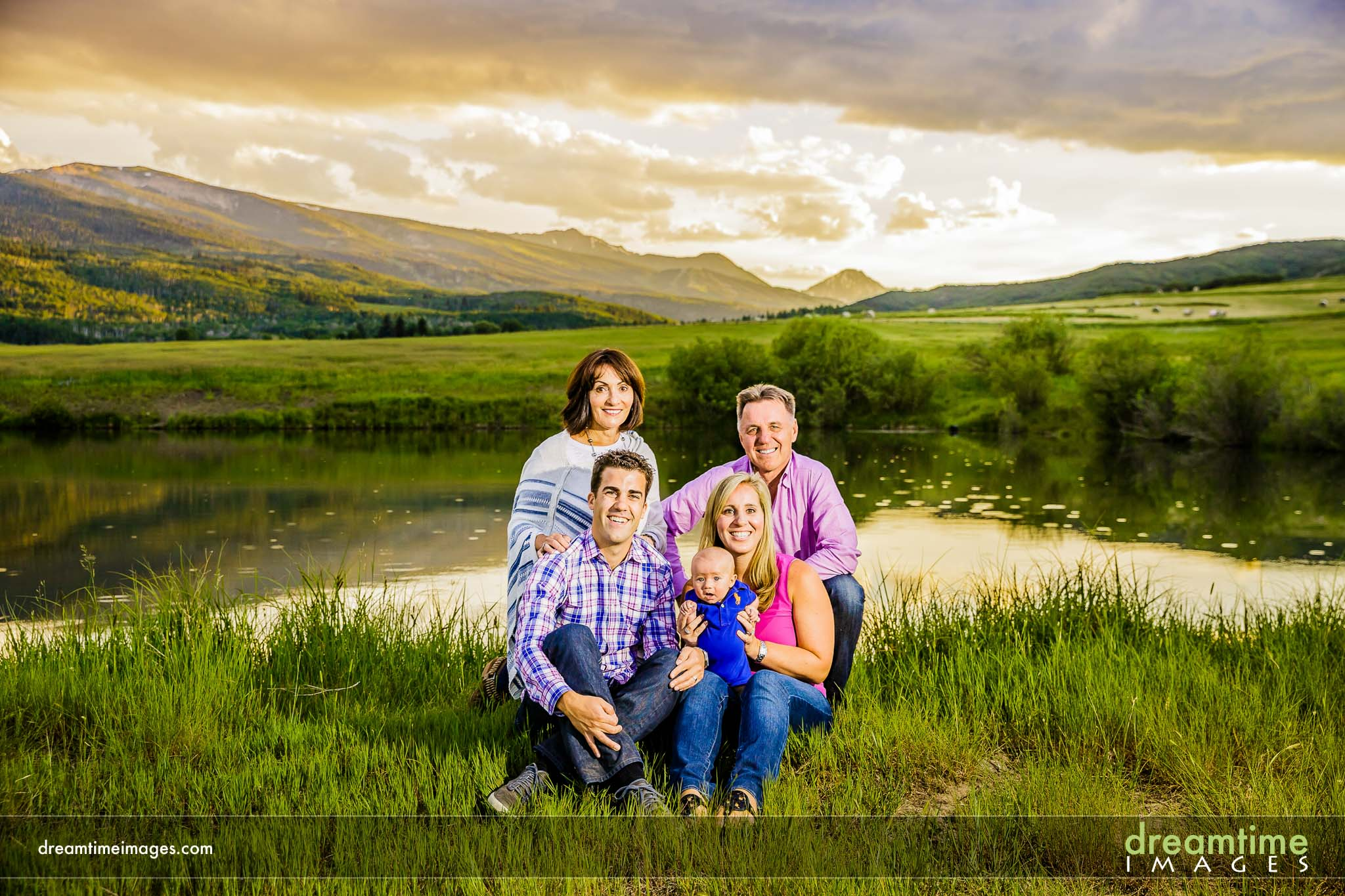 Family Photos in Snowmass, CO